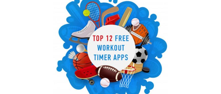 Top 12 Free Workout Timer Apps