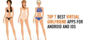 Top 7 best virtual girlfriend apps for Android and iOS