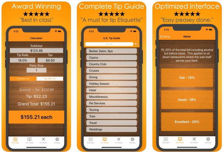 Tip Calculator – Tip Check