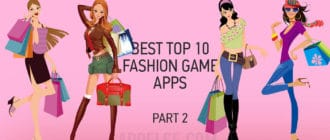 Best top 10 fashion game apps 2