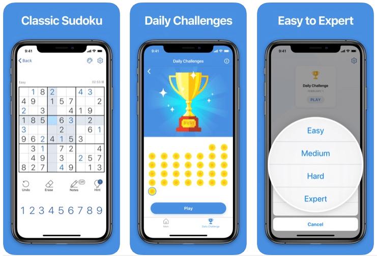 Sudoku.com – Puzzle Game