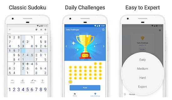 Sudoku (Easy Brain)