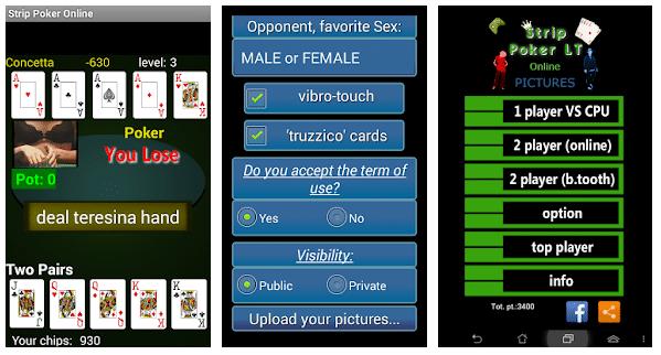 Strip Poker LT Online