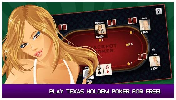 Texas Holdem Poker - Offline and Online Multiplay