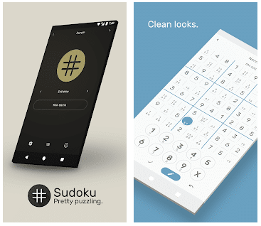 Sudoku – The Clean One