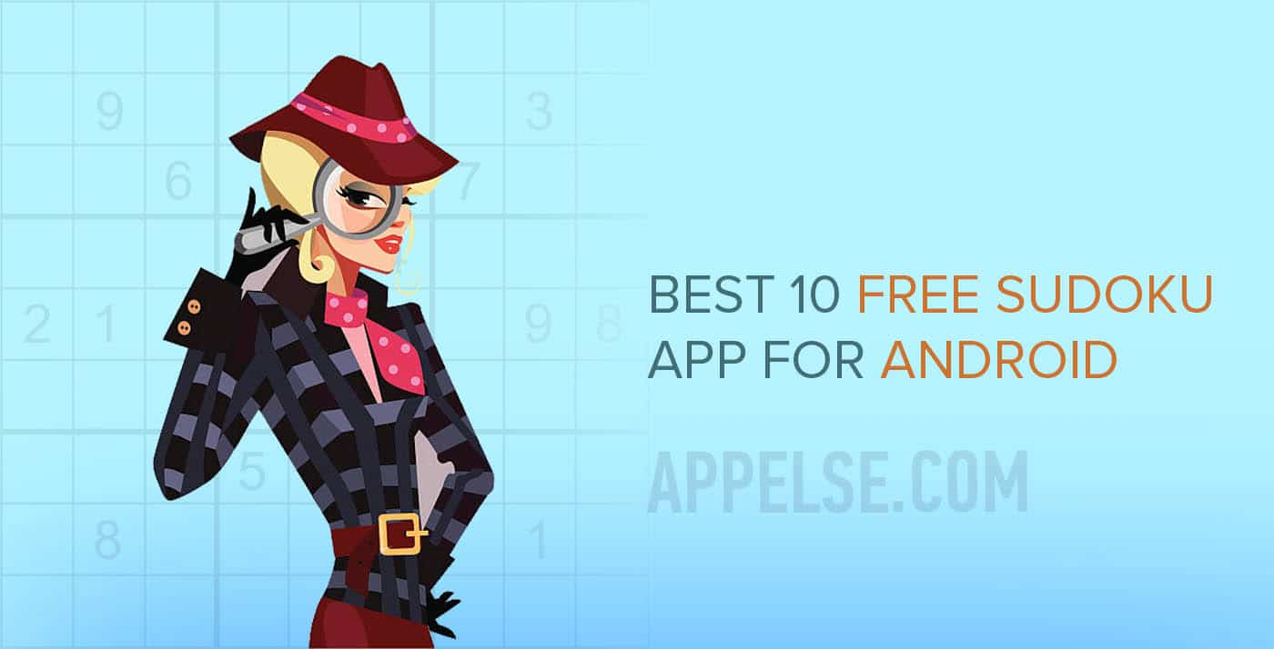 Best 10 free Sudoku games app for Android