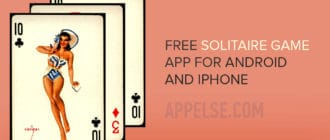 Best 10 free solitaire game app for Android and iPhone