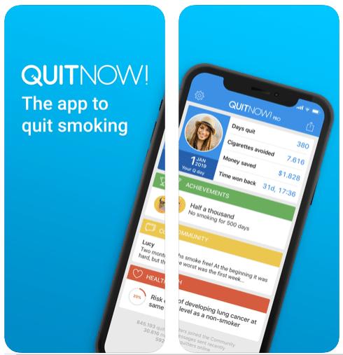 Quit Now App