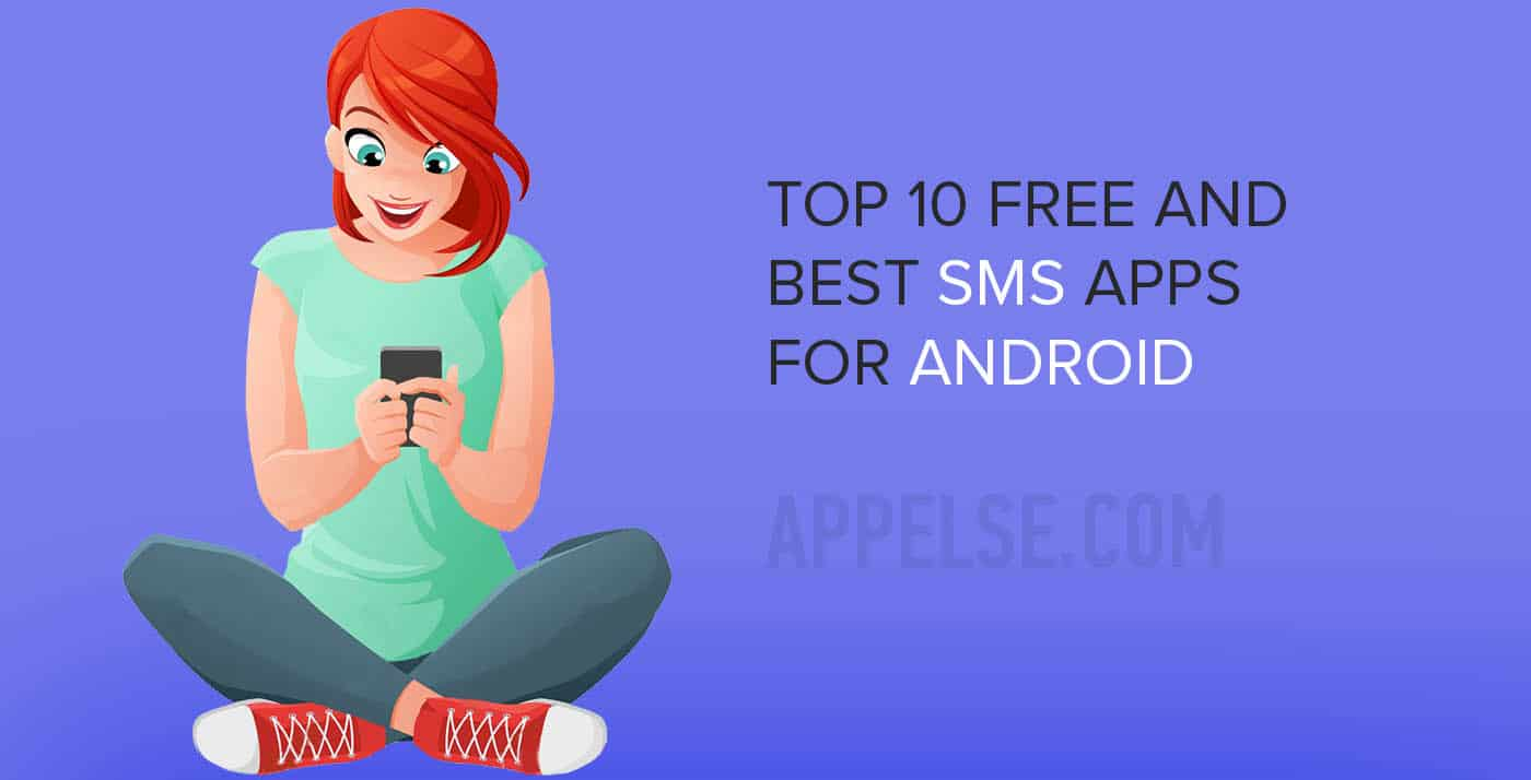 Top 10 free and best SMS apps for Android