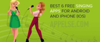 Best 7 vocalive (perfect Vocal) app for Android and iPhone