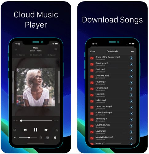 Evermusic – offline music