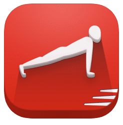 Push-ups: 100 push up challenge trainer