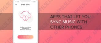 Apps that let you sync music with other phones