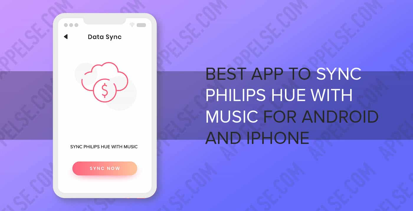 Best app to sync philips hue with music for Android and iPhone