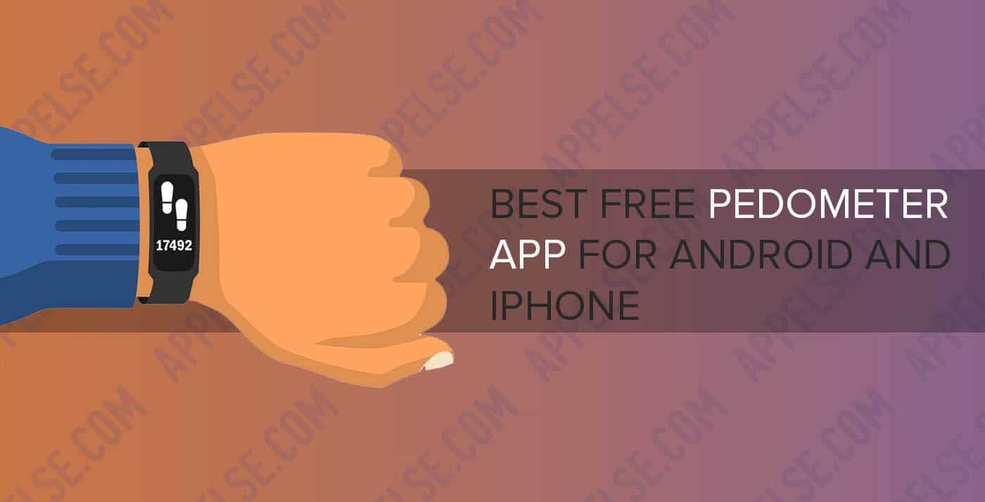 Best free pedometer app for Android and iPhone