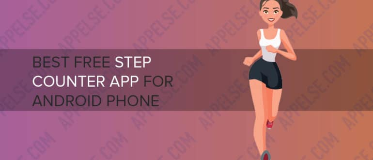 Best free step counter app for Android phone