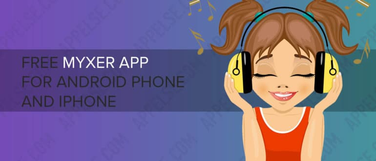 Free myxer app for android phone and iPhone