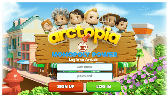 Arctopia: Monopoly Power