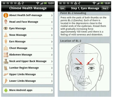 Chinese Health Massage