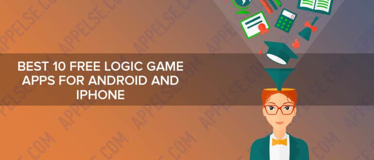 Best 10 free logic game apps for Android and iPhone