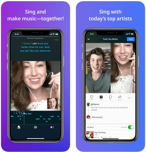Smule - The Social Singing App
