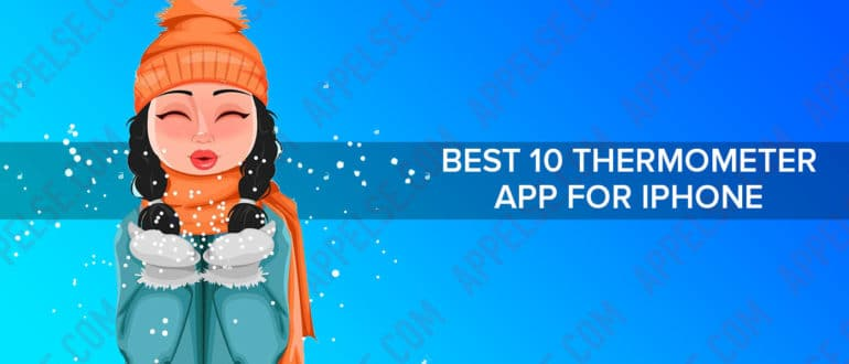 Best 10 free temperature app for android