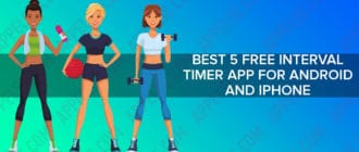 Best 5 free interval timer app for Android and iPhone